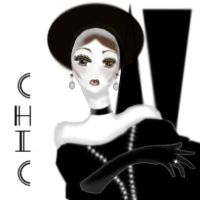 Roz     Vogue Chic by rosalarian