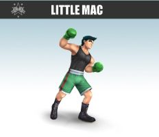Newcomer: Little Mac by Diegichigo
