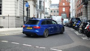 Audi RS4 B8 by ShadowPhotography