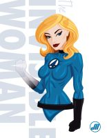 The Invisible Woman by JRMurray76