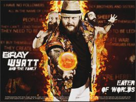 The Rick 'n' Stick Connection Entry - Wyatt Family by RickSamas