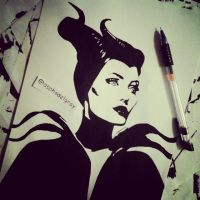 Maleficent. Part 2 by AsphodelGray