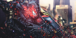 Spiderman by Pavoneos