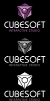 Cubesoft Logo Template by xstortionist