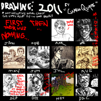 2011 Drawing Summary by CharmQuark