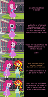 Pinkie Pie Says Goodnight: Early Birds by MLP-Silver-Quill