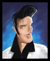 Elvis by PixelTribe