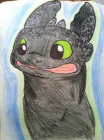 Toothlesss by SunblazeElric