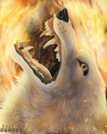 Up In Flames by WraithWolves