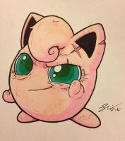 Jigglypuff: level100 by grizlyjerr
