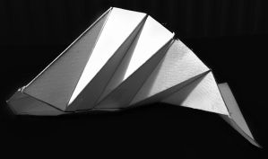Abstract model by GraceDoragon