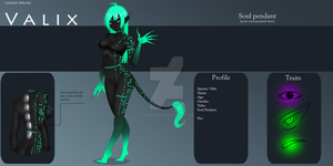 (closed) Auction Adopt - Valix 55 (F) by CherrysDesigns