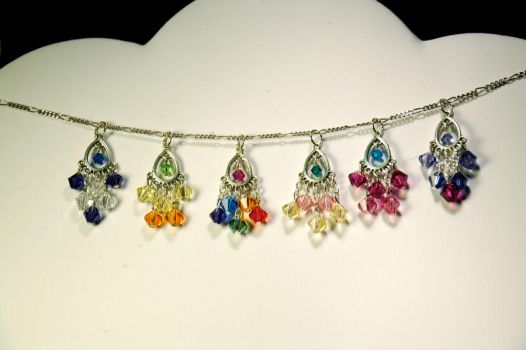 elements of harmony pendants by ComparativeRarity