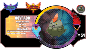 #54: Covraco by El-Dark-Core