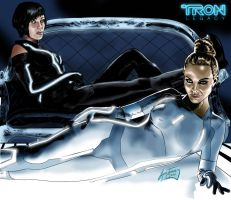 Gifts of Tron by Lannytorres