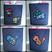 Pokemon R/B Tissue Box Cover by agorby00