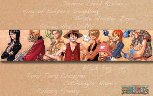 One Piece Wallpaper by Dybael