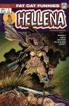 HELLENA #1 COVER by IanNichols