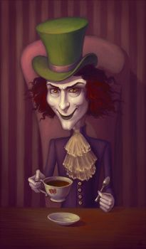 Mad Hatter by krizdole