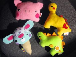 Charity Auction Toys by casscc
