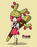 Pricili the Prickly Pears by fajardesign