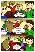 Eddsworld: switched- page 19 by Glytzy