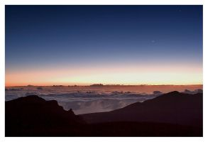 Haleakala Sunrise by themobius