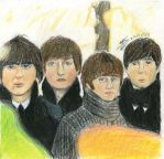 The Beatles by ZhouRules