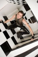 Sureal Cube and Latex 702 by GuldorPhotography