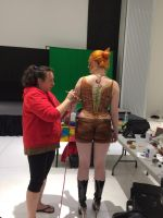 Body Painting - Back by TheUrbanWitch