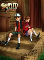 The Mystery Twins by kasuouhhitachiin