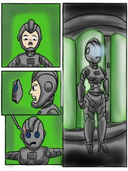 Steel Defender Tf comic part 4 (FINAL) by Dangcandraws