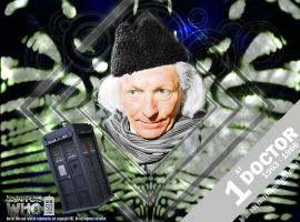Doctor Who 50th Anniversary - The 1st Doctor by VortexVisuals