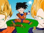 Gohan the winner by andree-nery
