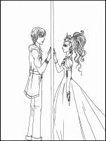Princess and the Soldier by Vallia
