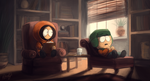South Park 1501 Aftermath by ArtByRiana