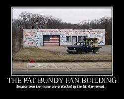 The Pat Bundy Fan Building by LDLAWRENCE