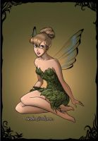 Tinker Bell by keb17