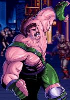 Mayor Mike Haggar by The-Switcher