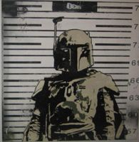 Boba Fett Mugshot by DENIAL519