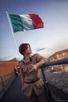 Hetalia - South Italy by Reika Arikawa IV by EduardLuzhetskiy