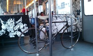 metrobike by steppeland