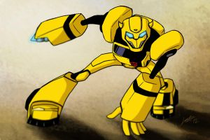 TFA Bumblebee by lahteh