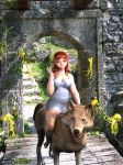 Thanks, Piers: Jenny Elf by Chronophontes