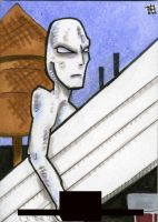 Silver Surfer by 10th-letter