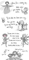 Dumb Ways to Die -- fandom style by fangqian