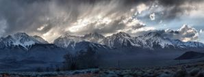 Sierra Panorama 3 by MartinGollery