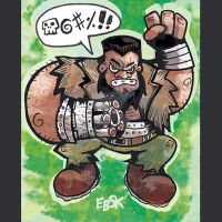 Barret by edbot5000