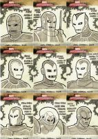 Marvel Masterpiece 2 group 3 by JoelRCarroll