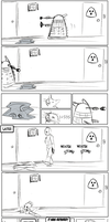 The Adventures of Dalek and Cyberman  - Vermin 2/2 by CassieThomas